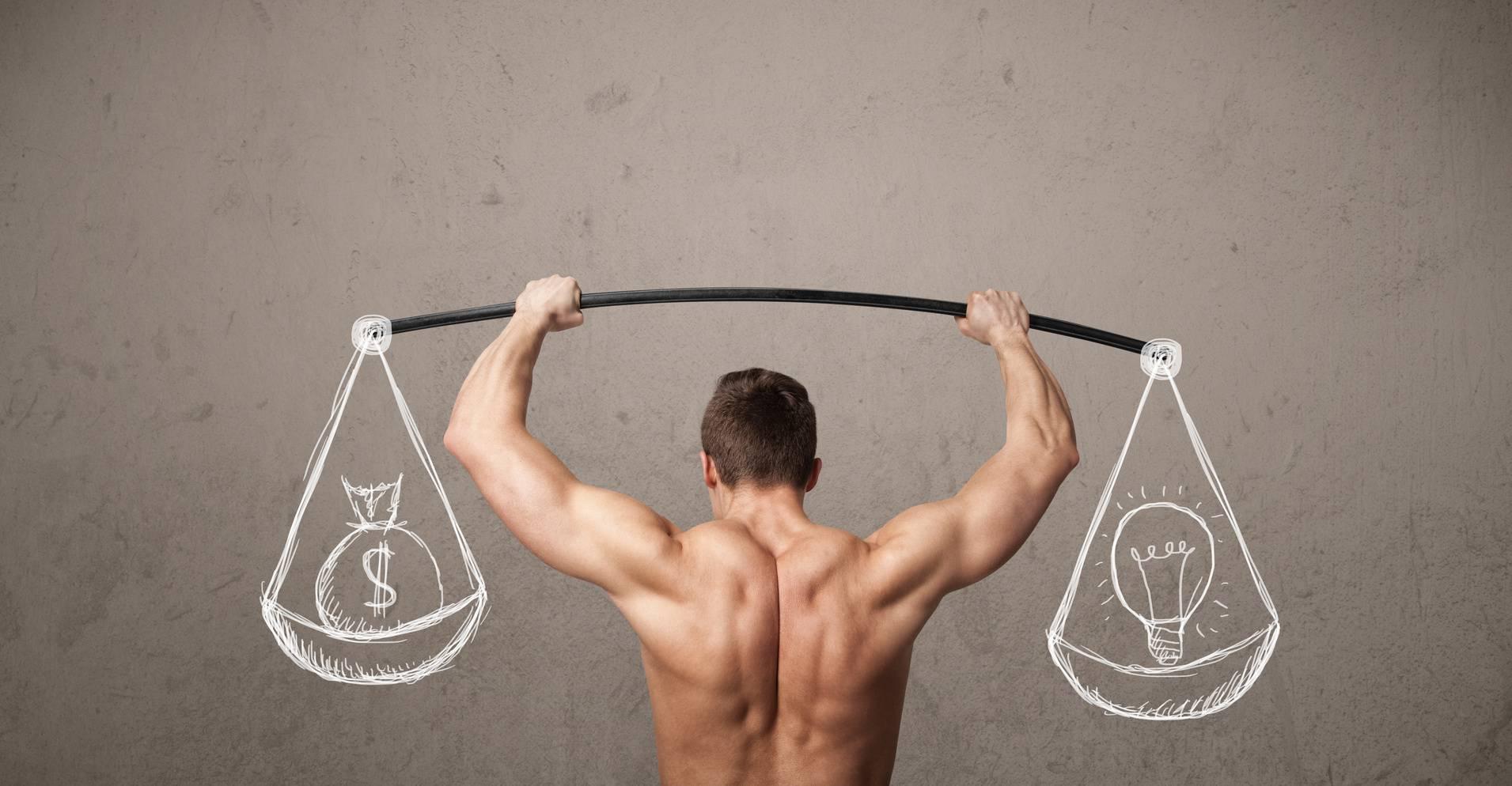 Energia dalle palestre: muscoli e risparmio