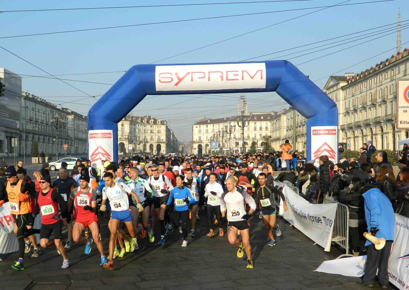 Royal Half Marathon a Torino