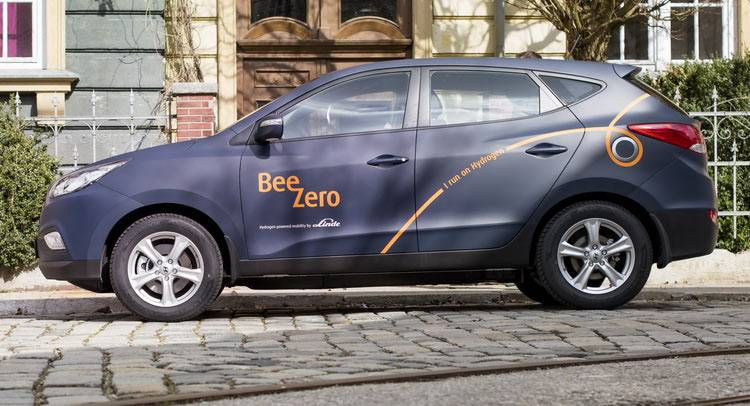 hyundai beezero monaco car sharing idrogeno