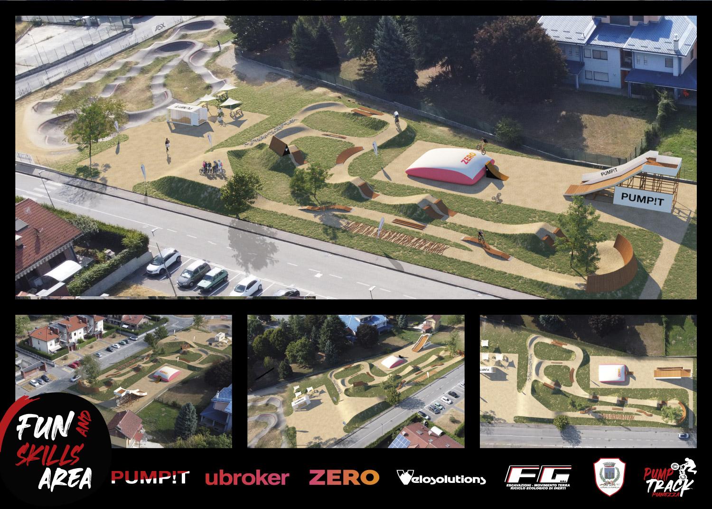 Ampliamento Pump Track Torino