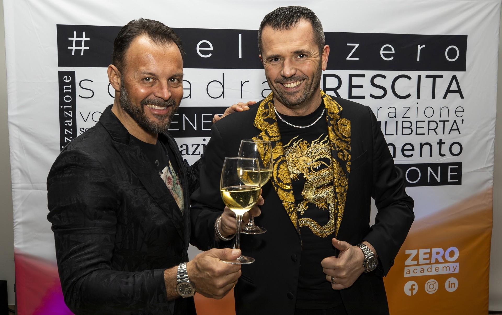 Cristiano Bilucaglia e Fabio Spallanzani